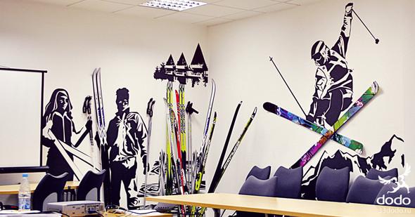 Оформление офиса компании Fischer. Изображение № 5.