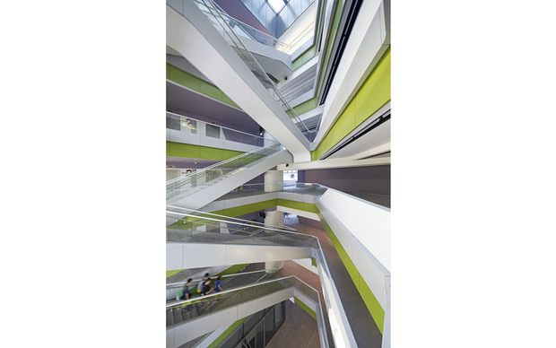 Архитектура дня: новый кампус университета в Сингапуре. Изображение № 14.