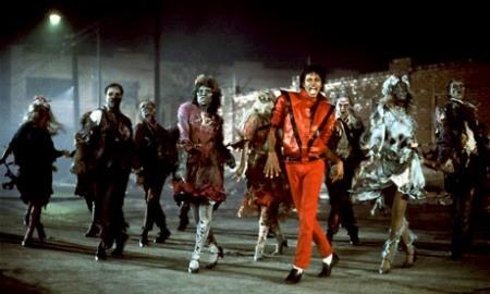 """Michael Jackson """"Thriller"""" 25 летвэфире. Изображение № 2."""