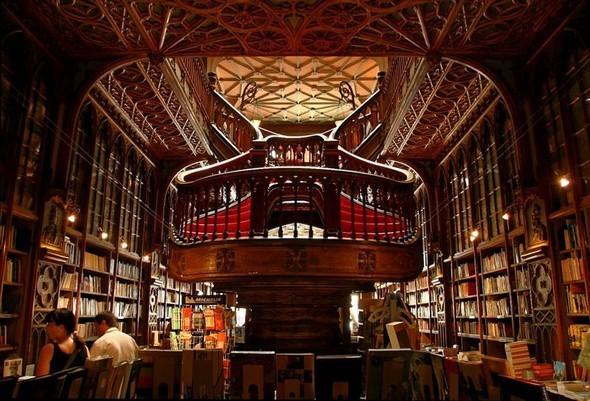 Самые необычные книжные магазины. Изображение № 7.