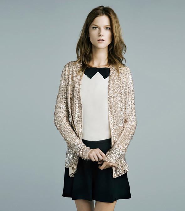 Лукбук: Zara Evening 2011. Изображение № 4.