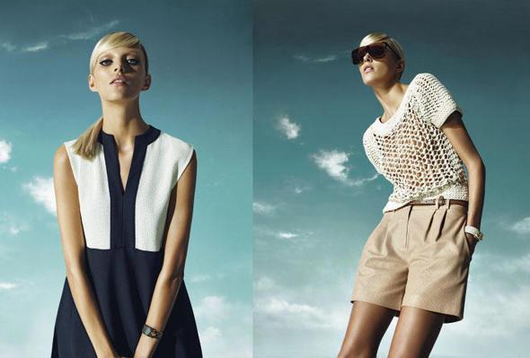 Изображение 18. Рекламные кампании: Bottega Veneta, Jaeger и Dior.. Изображение № 10.
