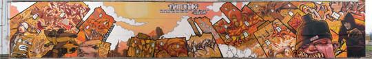 Интервью с граффити райтерами: Morik1. Изображение № 4.
