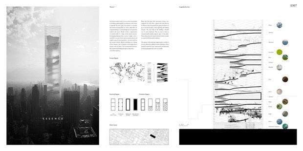 Essence Skyscraper. Изображение № 2.