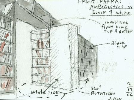 Архитектурные акварели стивена холла. Изображение № 1.