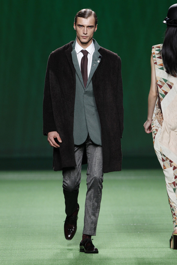 Madrid Fashion Week A/W 2012: Martin Lamothe. Изображение № 15.