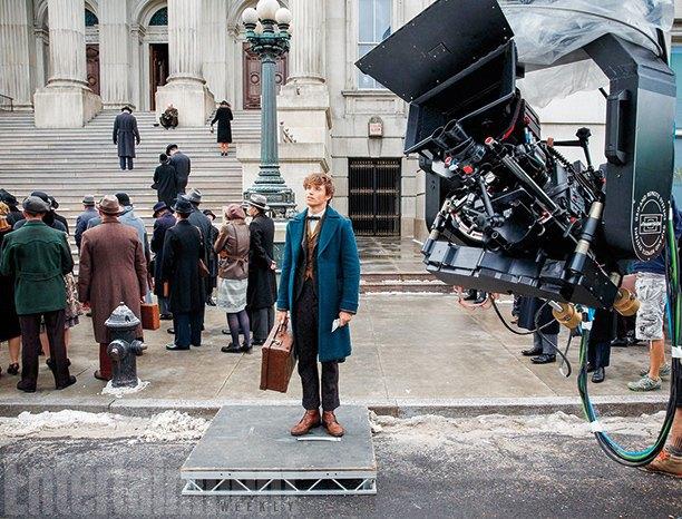 Появились кадры сЭдди Редмэйном вспин-оффе «Гарри Поттера». Изображение № 6.