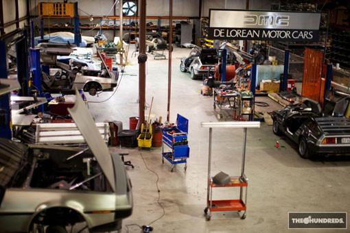 DeLorean. Автомобиль-легенда. Части 3 & 4. Изображение № 1.