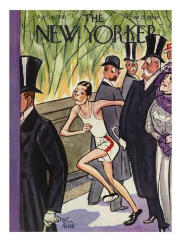 10 иллюстраторов журнала New Yorker. Изображение №23.