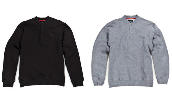 HUF HOLIDAY 2011 COLLECTION // FEAT. HUF x HAZE COLLABORATION. Изображение № 4.