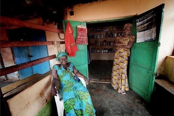 Изображение 30. Рыночные девушки из Ганы.. Изображение № 30.