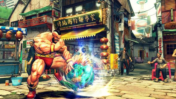 Street Fighter 4. Изображение № 2.