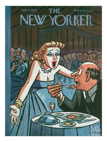 10 иллюстраторов журнала New Yorker. Изображение №25.