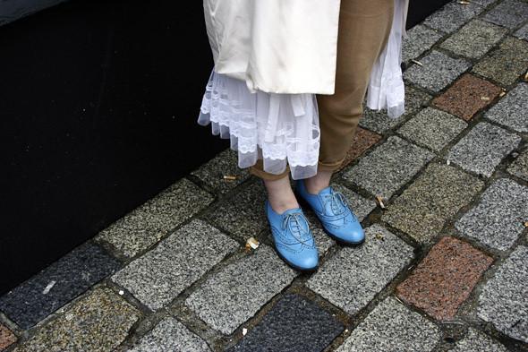 Изображение 6. Детали: London Fashion Week AW 2011.. Изображение № 6.