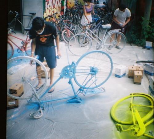 Good Bike Project: велосипед как искусство. Изображение № 15.
