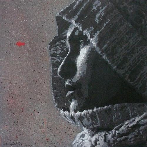 JefAérosol, уличный художник. Изображение № 12.