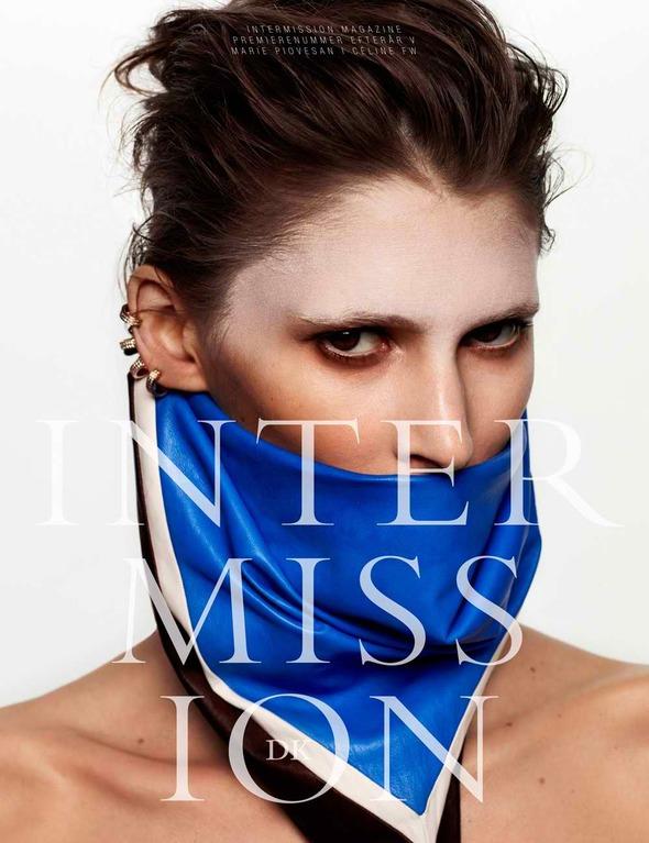 Обложки: Harper's Bazaar, Numero, Vogue и другие. Изображение № 3.