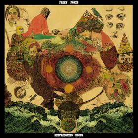 Изображение 3. Дебютный альбом Джейми Вуна, вторая пластинка Fleet Foxes и другие альбомы недели.. Изображение № 4.