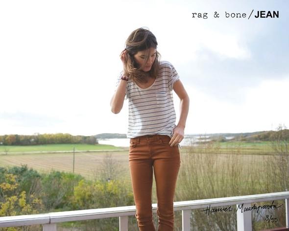 Кампания: Ханнели Мустапарта для Rag & Bone. Изображение № 31.