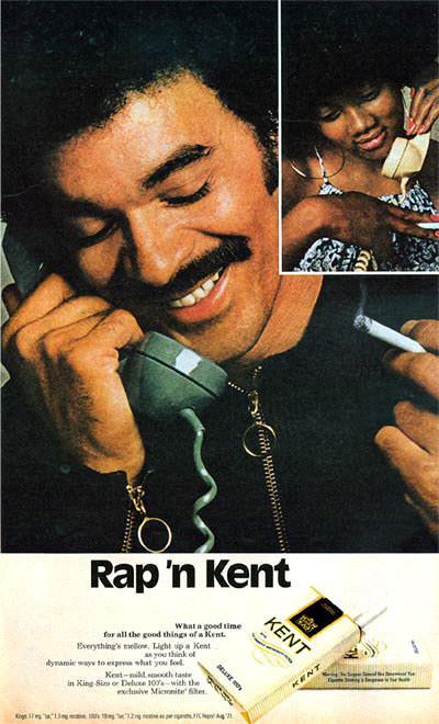 Винтажная реклама табака. Изображение № 21.