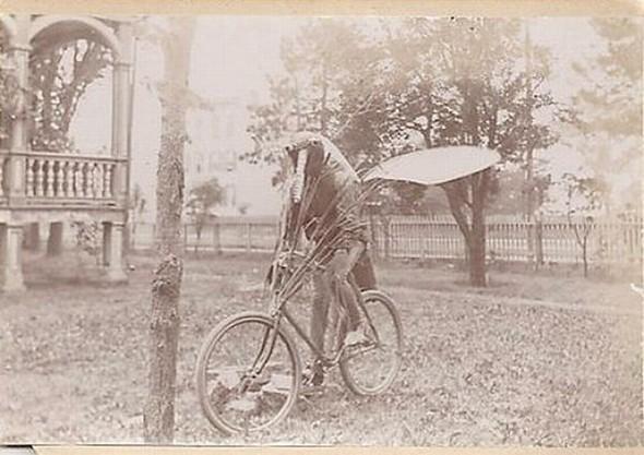 Странные и непонятные ретро фотографии. Изображение № 9.