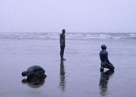 Человек-скульптура. Изображение № 19.