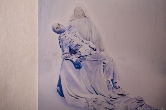 Музей современного искусства в Чехии: Искусство и шок. Изображение № 4.