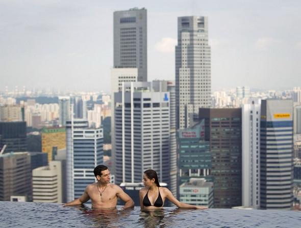 """""""Восьмое чудо света"""" В Сингапуре. Изображение № 2."""
