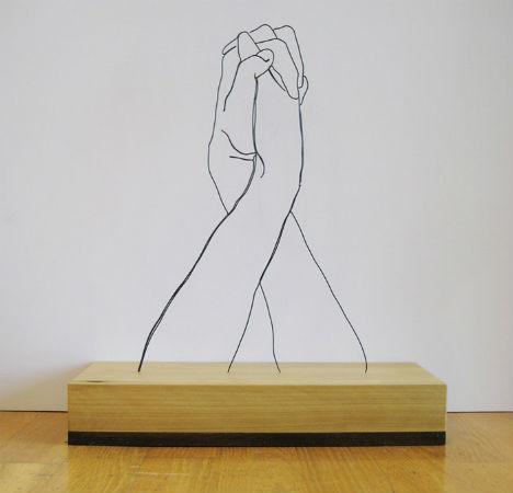 10 художников, создающих оптические иллюзии. Изображение №31.