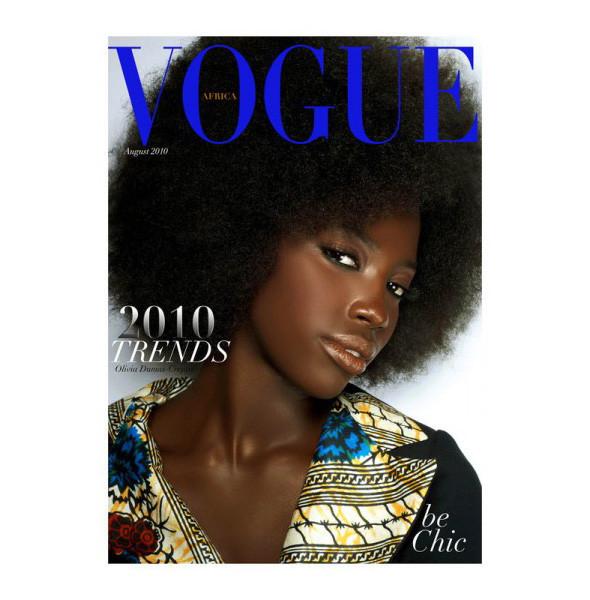 Conde Nast запретил издавать Vogue в Африке. Изображение № 8.