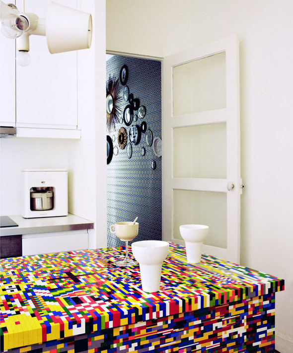 Lego Kitchen. Изображение № 1.