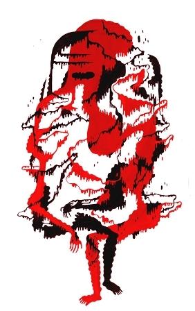 Michael DeForge a. k. a. King Trash. Изображение № 21.