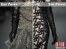 Осень 2009–2010. Модные тенденции изпрошлого. Изображение № 17.