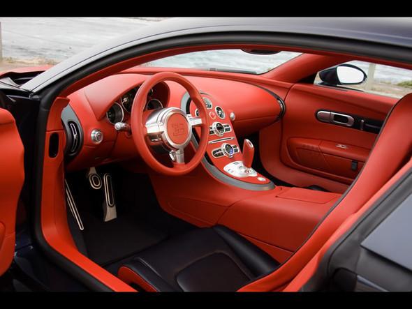 Bugatti Veyron FBGpar Hermes. Изображение № 4.