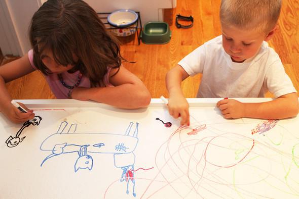 Покрытие для рисования на стене. Изображение № 3.