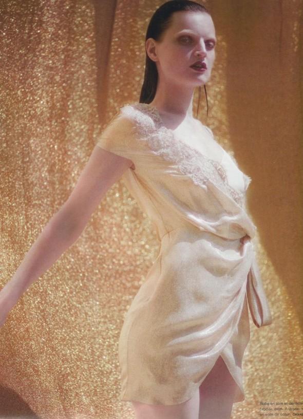 5 новых съемок: Elle, Harper's Bazaar, Numero и Vogue. Изображение № 32.