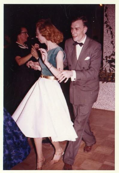 Dance Lessons 1958–1962. Изображение № 20.