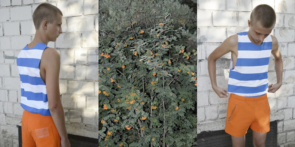 Появился лукбук весенне-летней коллекции Гоши Рубчинского. Изображение № 9.