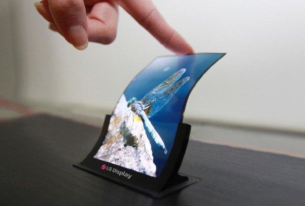 LG займётся производством гибких дисплеев. Изображение № 1.