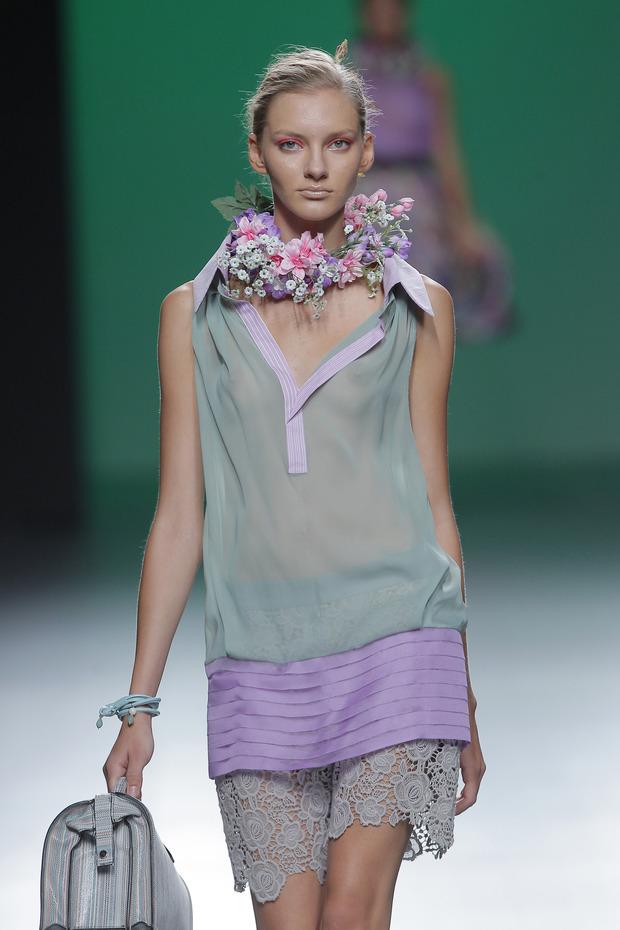 Madrid Fashion Week SS 2013: DEVOTA & LOMBA . Изображение № 20.