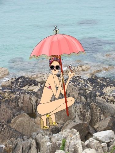 Angéline Melin Фешн-иллюстратор. Изображение № 17.