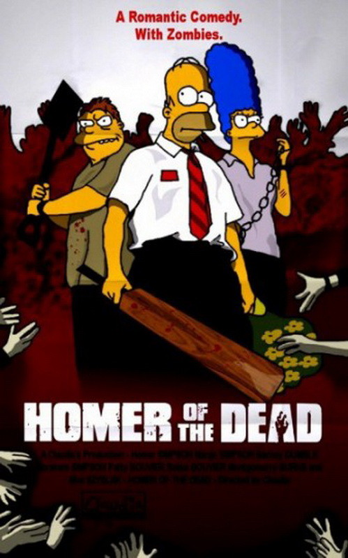Симпсоны на киноафишах. Изображение № 2.