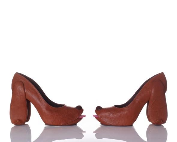 Footwear design от Kobi Levi. Изображение № 13.