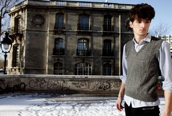 Лукбук: Monsieur Lacenaire FW 2011. Изображение № 6.