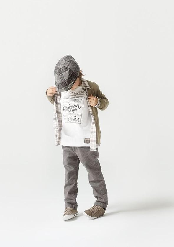 Детки от Zara. Изображение № 5.