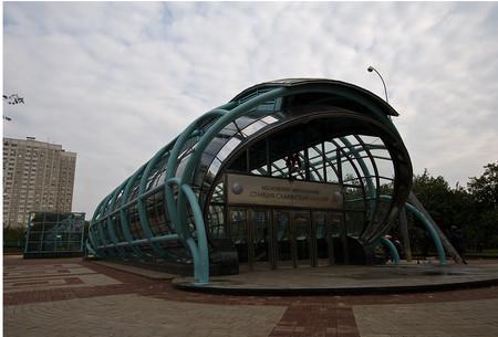 . Следующая станция «Славянский бульвар». Изображение № 12.