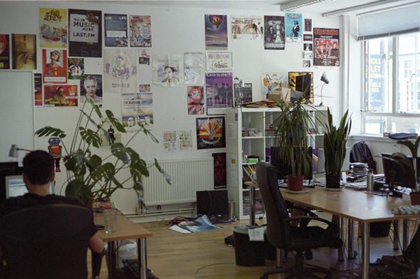 Офис Last. fm, Лондон. Изображение № 5.