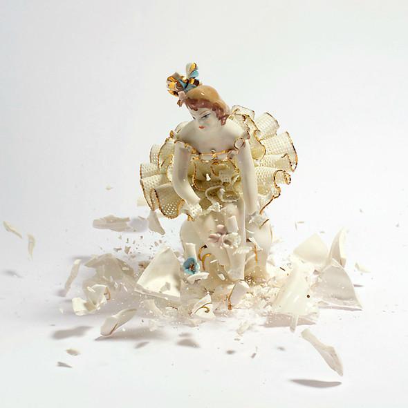 Когда разбитый фарфор становится искусством. Изображение № 17.