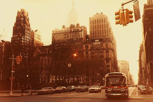 Город, которого нет: Нью-Йорк 70-х. Изображение № 13.