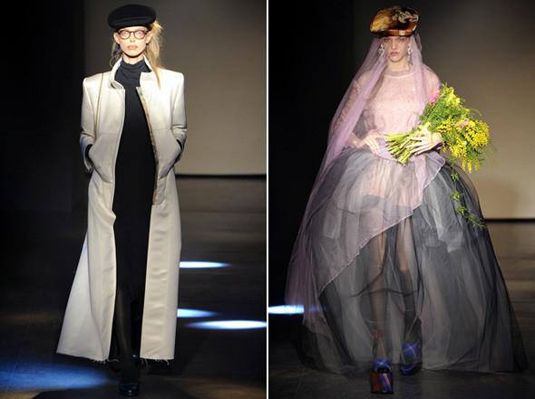 Показы Paris Fashion Week FW 2012: День 5. Изображение № 9.